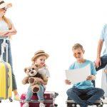 כיצד לחסוך כסף כשמטיילים עם ילדים