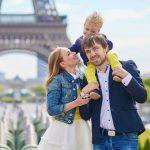 ילדים נוסעים חינם בתחבורה הציבורית בפריז