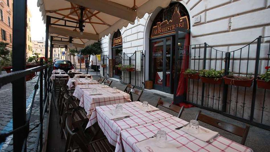 Ai Balestri - מסעדה איטלקית טיפוסית. צילום המסעדה
