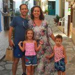 חגיגה בסאמוס: חופשה משפחתית ביוון