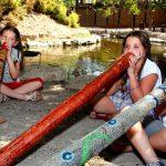 פסטיבל האבוריג'ינים האוסטרליים בגן גורו