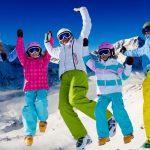סקי עם ילדים באירופה – חמישה דברים שכדאי לברר לפני שמזמינים