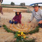 בילוי משפחתי בחנוכה עם גיבורי צפון הנגב