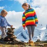 הרפתקה שוויצרית: מסע משפחתי באלפים המושלגים