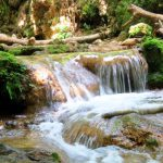 טיול משפחתי למרגלות הר מירון בנחל עמוד עליון