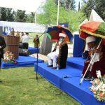 מאתיופיה לעיר הקודש ירוסלם. היום חוגגים וזוכרים