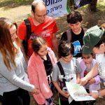 חוזרים ליערות של קרן קימת לישראל