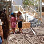חי רמון: חוויות בגן מדברי חי