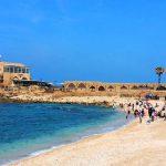 גן לאומי קיסריה: טיול משפחתי וחוויות לעת ערב
