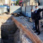 מנהרת הזמן: ממצא ארכיאולוגי נדיר התגלה במפתיע בצפת