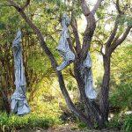 """""""בחזרה אל הטבע"""": גלריה באוויר הפתוח"""