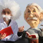 """חוגגים יום הולדת לאלברט איינשטיין ב""""טכנודע חדרה"""""""