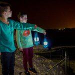 הרפתקאות בלילות חמישי: סיורי עששיות באתר התיירות ראש הנקרה