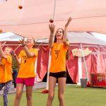 קצת אחרת: קייטנת קיץ 'קרקס פלורנטין' בכפר הירוק 2021