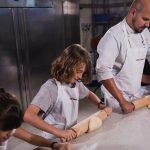 סדנאות בישול לשפים צעירים, במרכז הקולינארי אורט דן גורמה