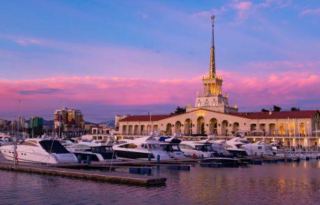 בריביירה הרוסית כבר הייתם? הכירו את סוצ'י – גם יפה וגם זולה
