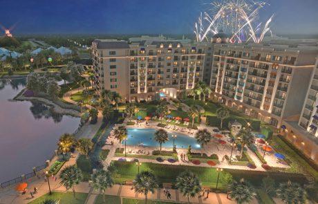 ריביירה – מלון חדש בדיסני וורלד אורלנדו