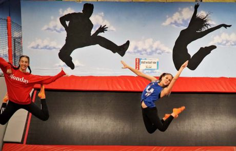 SKY JUMP: פארקים אתגריים לבילוי משפחתי כייפי