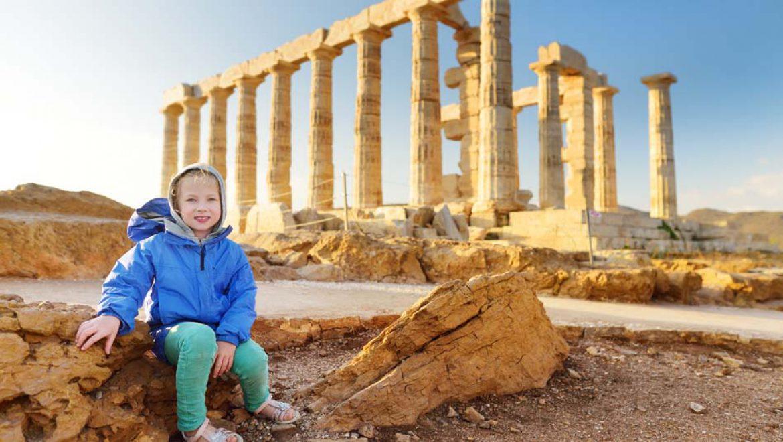 בדרך לאיים – עוצרים באתונה