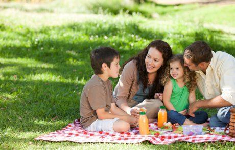 איך מבדרים את הילדים במהלך טיול ארוך