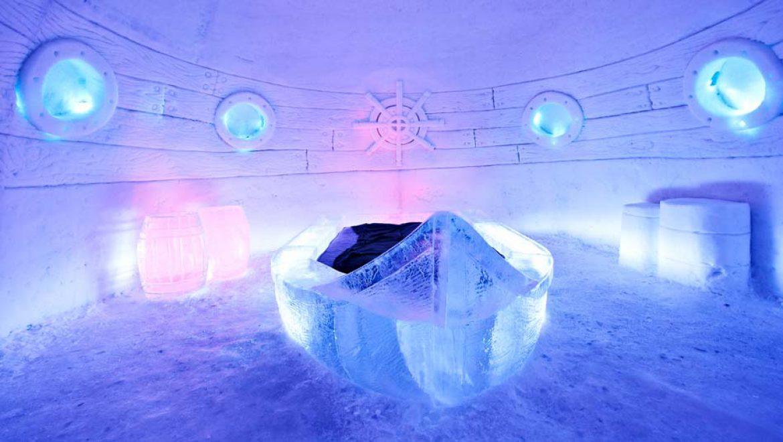 במלון קרח כבר הייתם? הרפתקה נורדית לכל המשפחה בצפון אמריקה