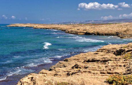 ימבה חורף, סיור עם הפנים אל הים בשמורת טבע הבונים