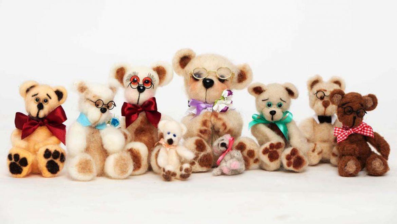 """""""כן דובים ולא יער"""", תערוכה והפעלה משפחתית"""