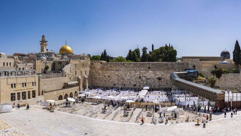 לרגל יום ירושלים מוצגות תגליות ארכיאולוגיות מרשימות