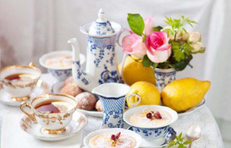 לרגל יום התה הבינלאומי – 5 בתי תה מיוחדים באנגליה