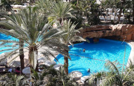 מלון 'רויאל ביץ' אילת – לא מרגישים שאוגוסט