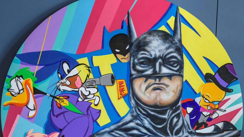 תערוכה מיוחדת לרגל חגיגות 80 לבאטמן – לכל המשפחה