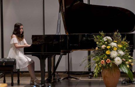 תחרות פנינה זלצמן לפסנתרנים צעירים יוצאת לדרך