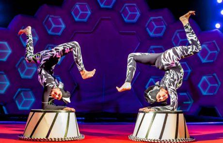 קרקס פלורנטין בכפר הירוק מציג: Circus Magic Lights המקורי