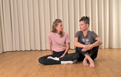 """מרכז """"מהותי"""" מציג: בוגי ווגי, סדנאות ריקוד ותנועה לקטנטנים"""