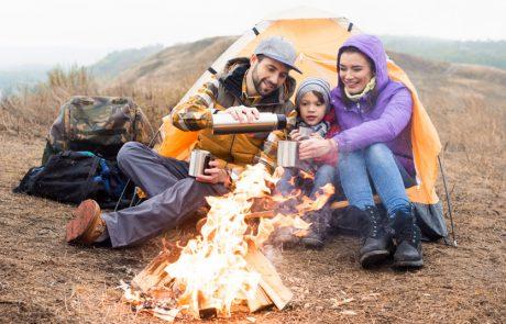 קמפינג משפחתי – איך עושים את זה נכון?