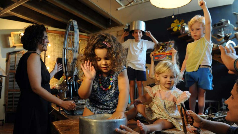 שפע פעילויות חג במוזיאון ינקו דאדא בעין הוד