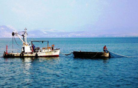דייגים ליום אחד, חוויית דייג בנמל עין גב בכנרת