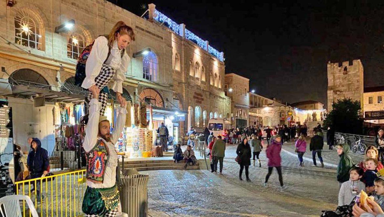 חג חנוכה בירושלים  – חוויה בלתי נשכחת