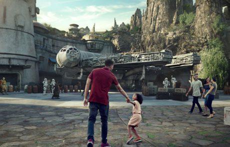 סוף סוף זה קרה: פארק מלחמת הכוכבים בדיסנילנד נפתח