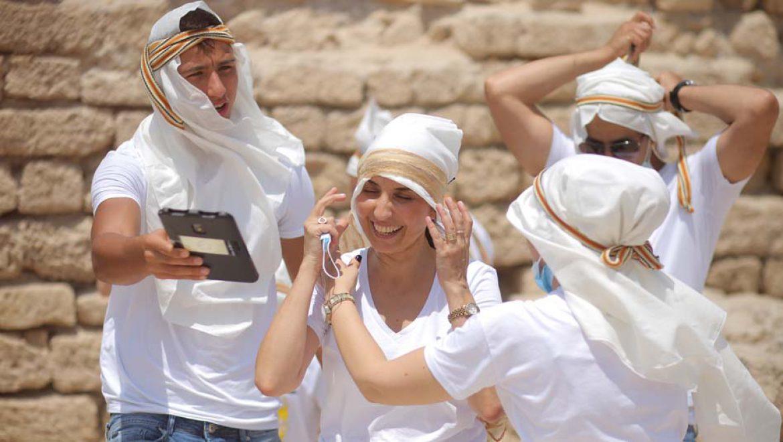 מצודת אשדוד ים פתוחה לקהל והמשפחות מוזמנות