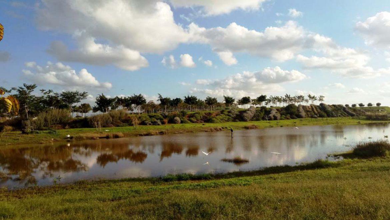 פורים שמח בפארק אריאל שרון במרכז הארץ