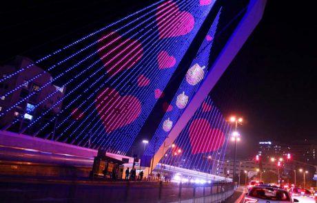 """כל המשפחה מוזמנת לעלות לעיר הבירה: """"ירושלים בעקבות האור"""""""